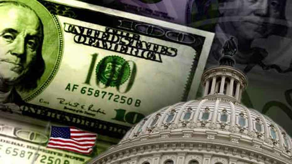Fox News poll: Majority against raising debt ceiling