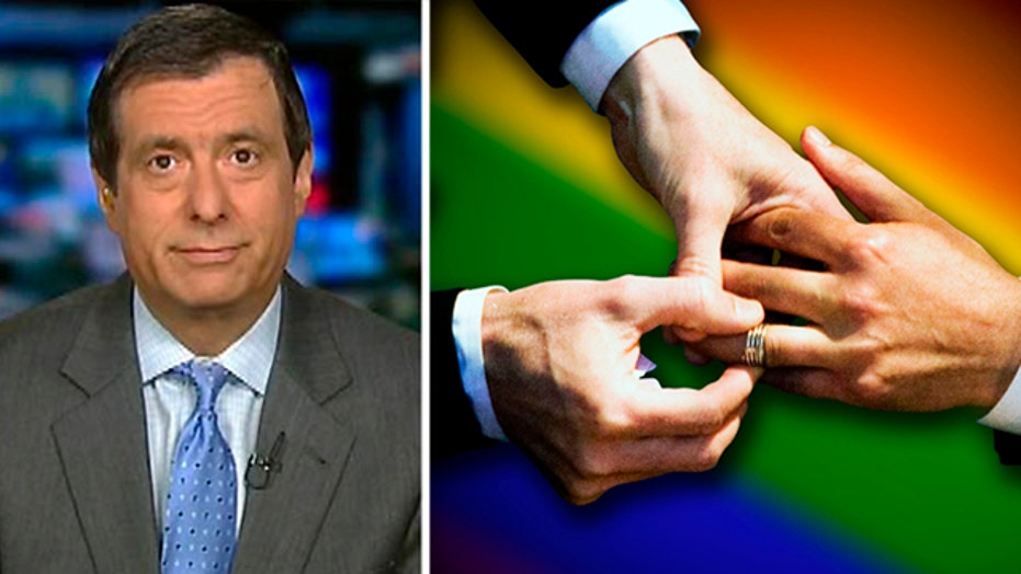 Kurtz: The battle over same-sex marriage is over