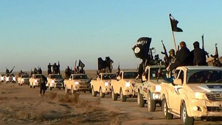 Has the US strategy against ISIS failed?