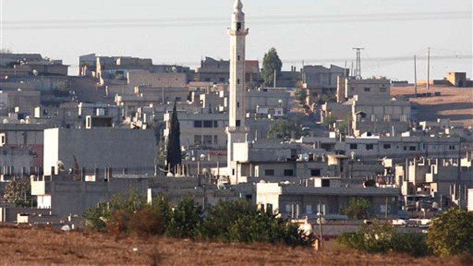 Kobani fight signals ISIS may target Turkey next