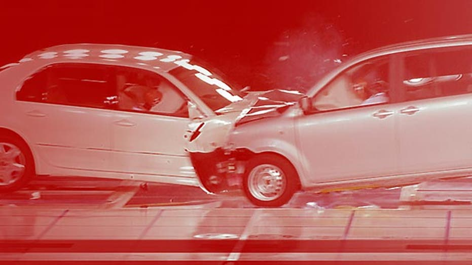 No more accidents? Researchers find ways to make cars safer