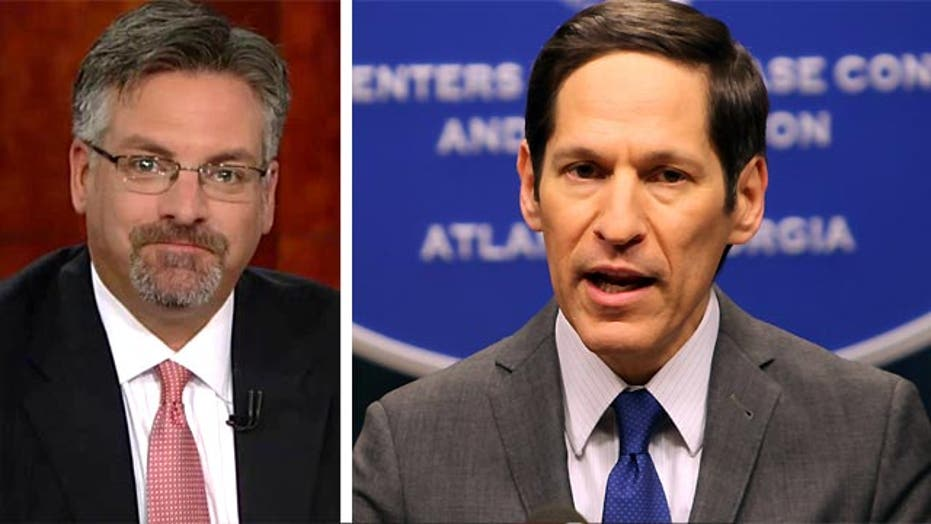 Hayes: Federal officials botch Ebola response
