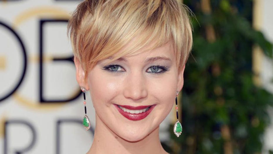 Jennifer Lawrence calls nude photo hacking a sex crime