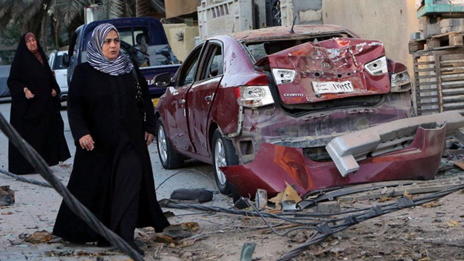 Is Al Qaeda operating freely in Iraq?