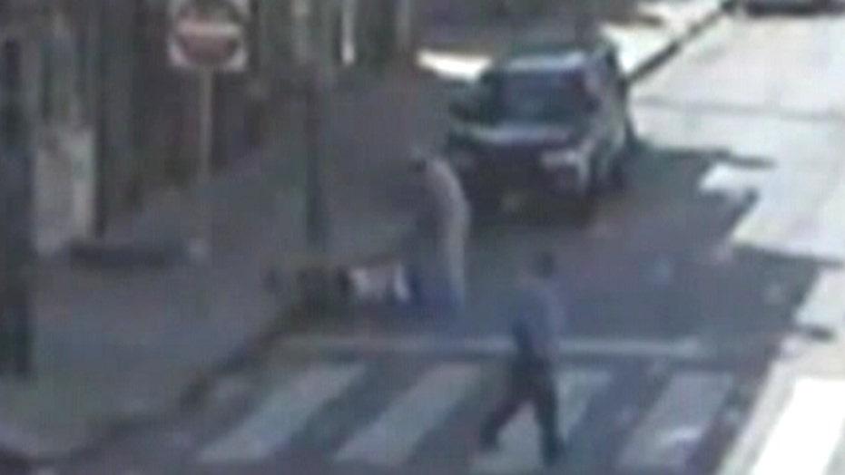 Attack on blind man shocks Philadelphia residents
