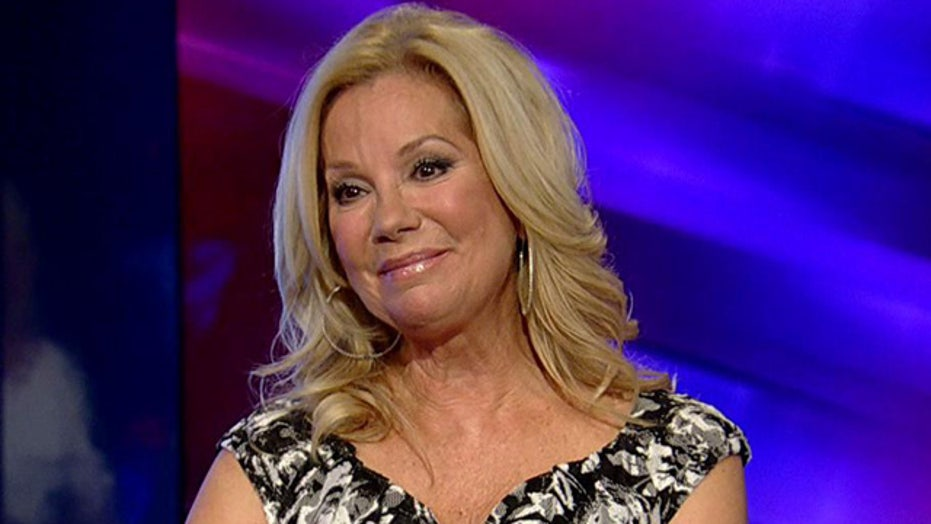 Kathie Lee Gifford talks politics, TV show