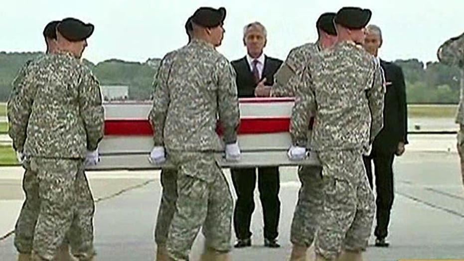 Solution to pay death benefits to families of fallen heroes