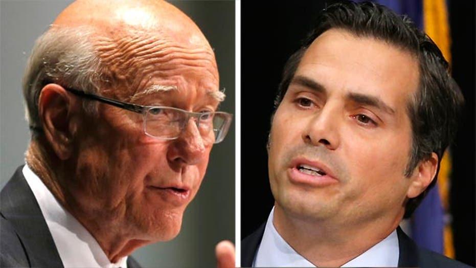 Battle for Kansas Senate seat heats up