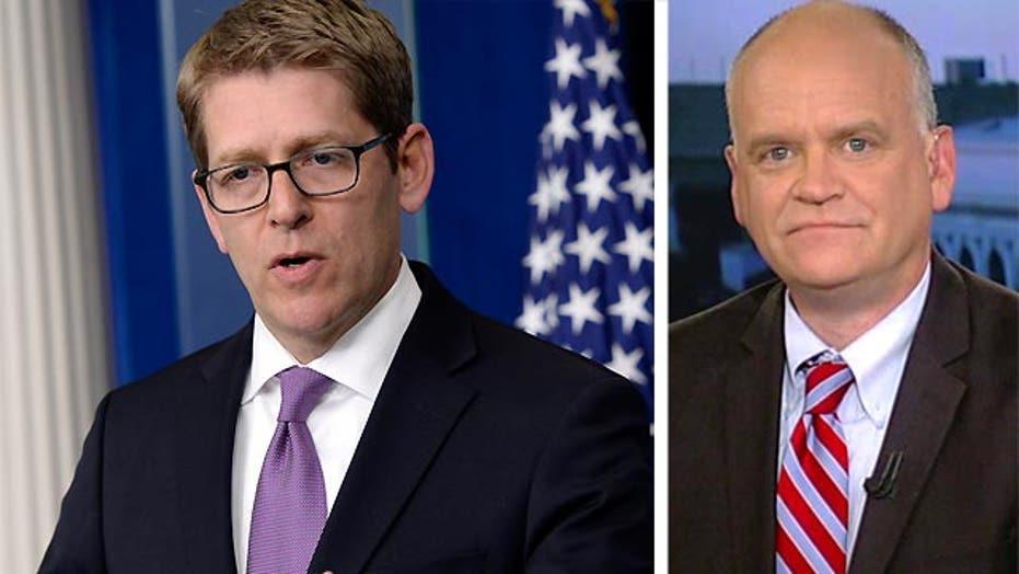 """Ron Fournier: """"White House lied"""