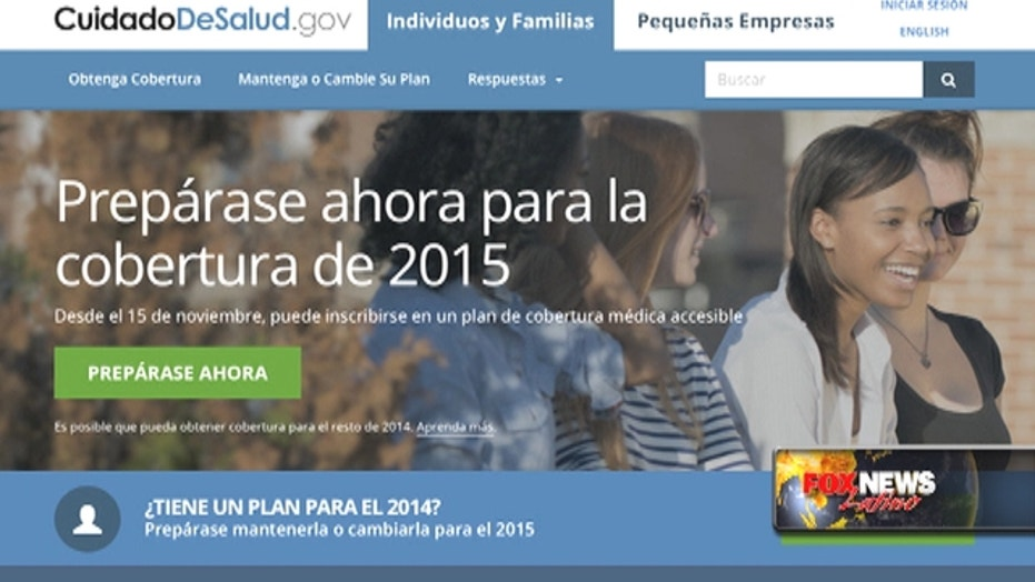 New HealthCare.gov site launches with major typo in Spanish