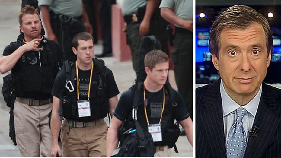Kurtz: Irreversible damage of Secret Service hooker scandal