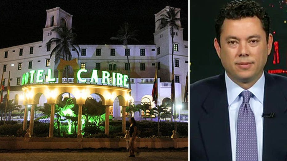 Chaffetz sounds off on Secret Service prostitution scandal