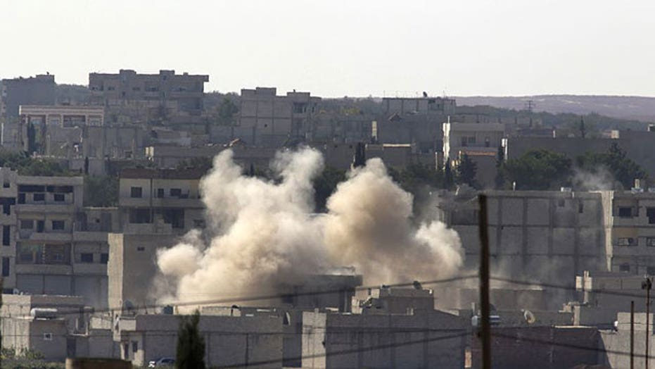 Pentagon: Airstrikes will not save Kobani from ISIS