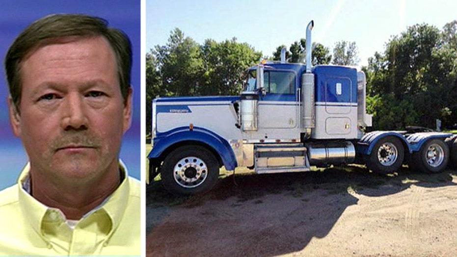 Will trucker gridlock protest backfire?