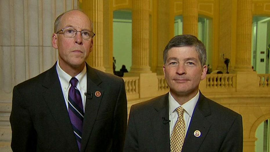 House GOP sees 'slight progress' after Obama meeting