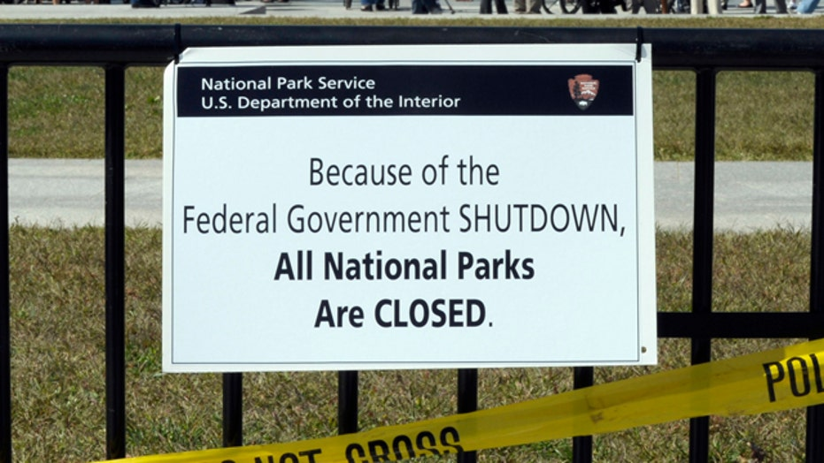 Furloughed gov't workers could be paid twice for not working