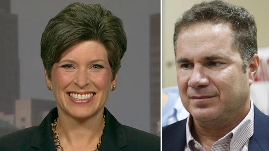 Ernst campaign picking up steam in Iowa Senate race