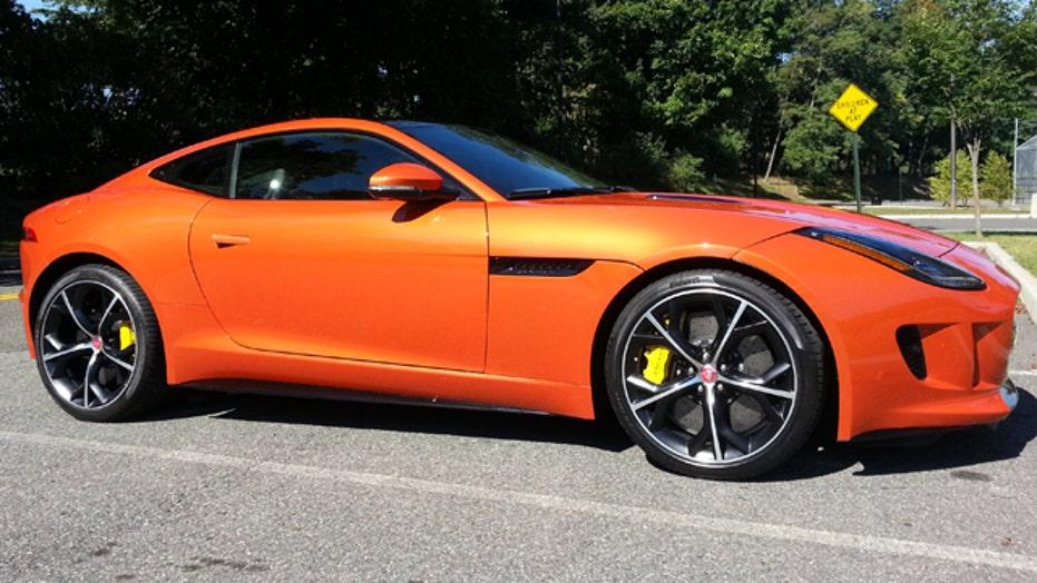 2015 jaguar f type r coupe test drive fox news 2015 jaguar f type r coupe test drive