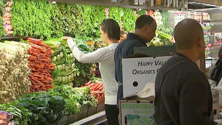 Supermarkets, dollar stores wage war for market share