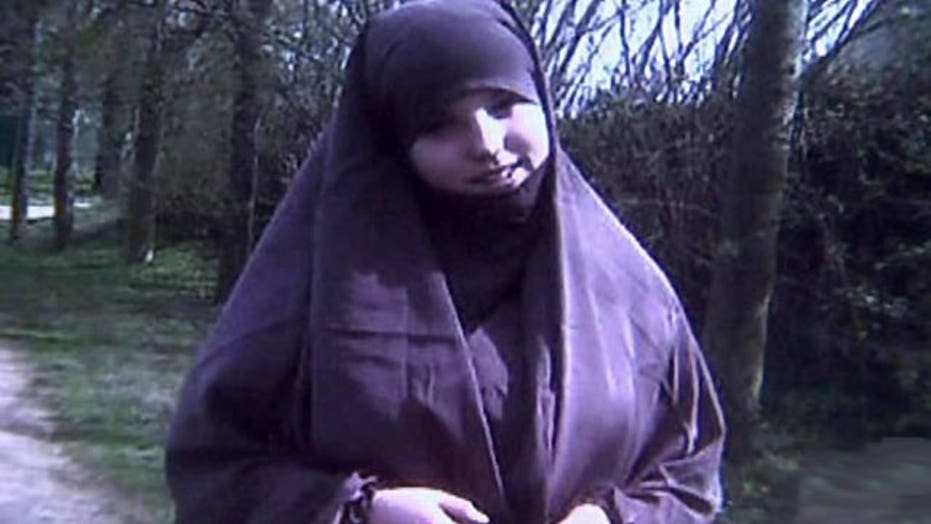 How ISIS is recruiting Western women to marry militants