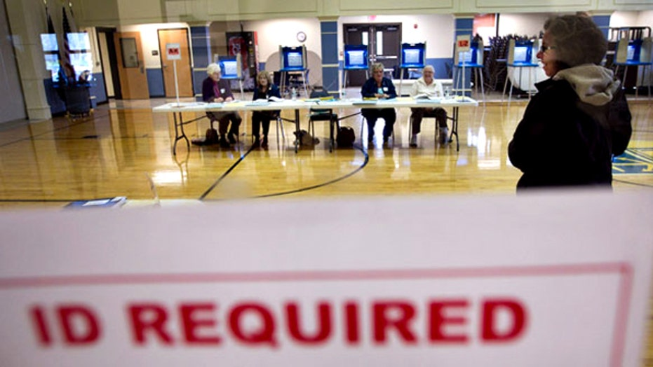 Courts strike down voter ID laws in Wisconsin, Texas