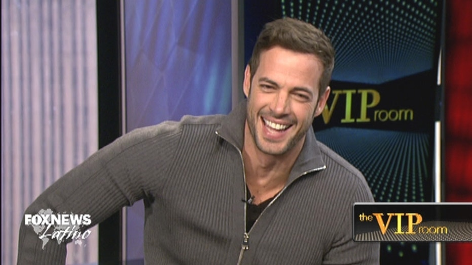 William Levy wants to be more than a heartthrob