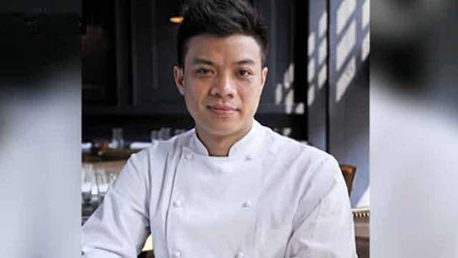 Kitchen Superstars: Hung Huynh skewers it