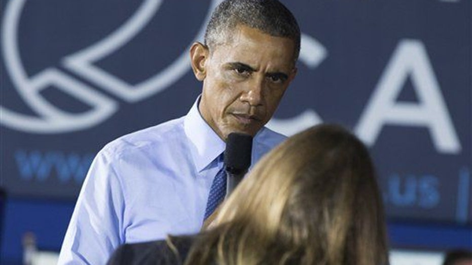 President Obama in denial about health of US economy?