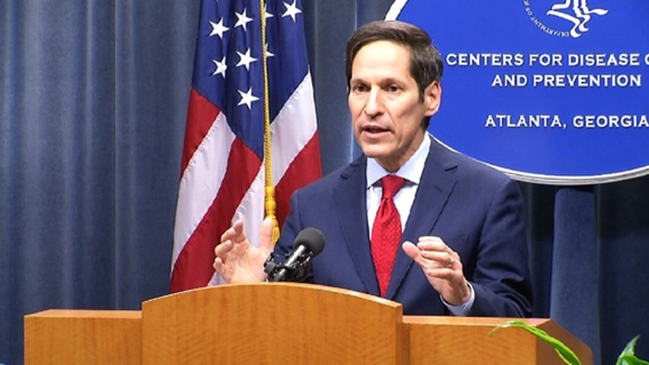 CDC briefs press on second confirmed case of Ebola in U.S.