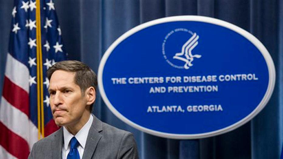 Texas nurse tests positive for Ebola