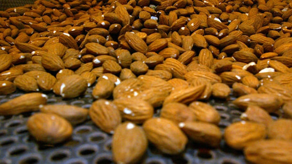 Are almonds the perfect snack?