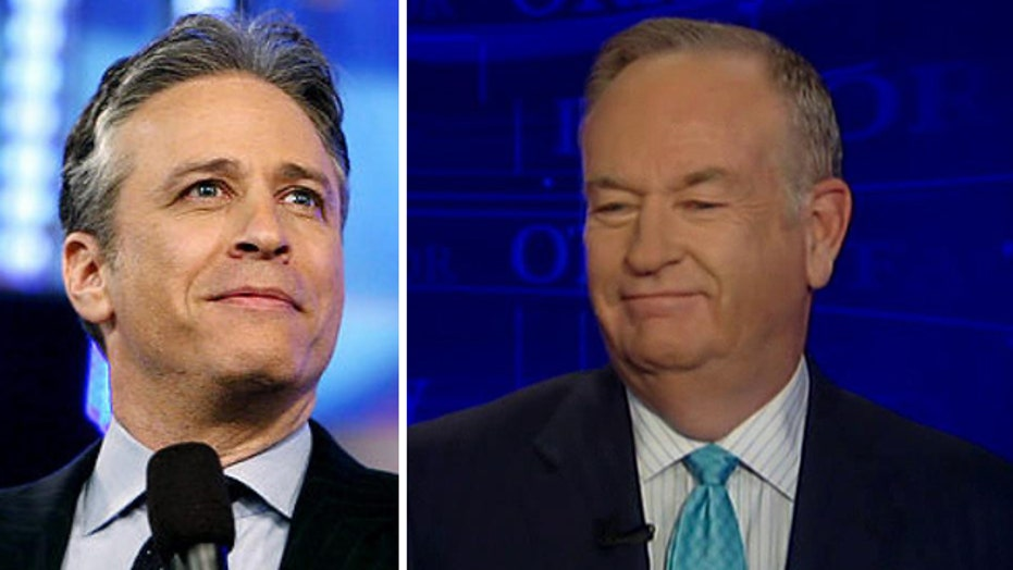 Bill O'Reilly vs. Jon Stewart