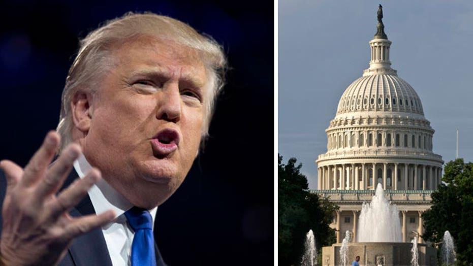 How would Donald Trump negotiate a debt ceiling deal?