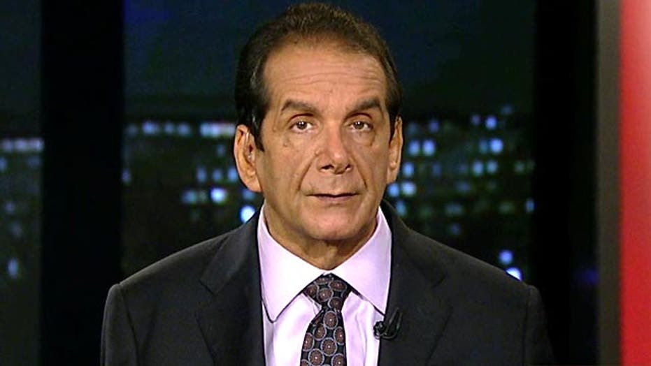 Krauthammer on the GOP and the Debt Ceiling