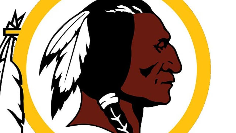 Clash of the titans over the Washington Redskins