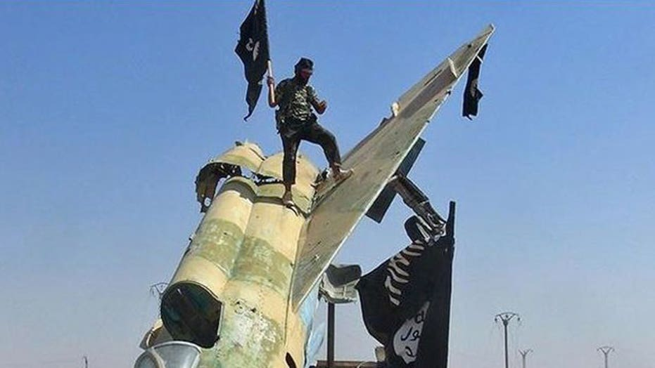 ISIS threatening to take over key air base in Iraq
