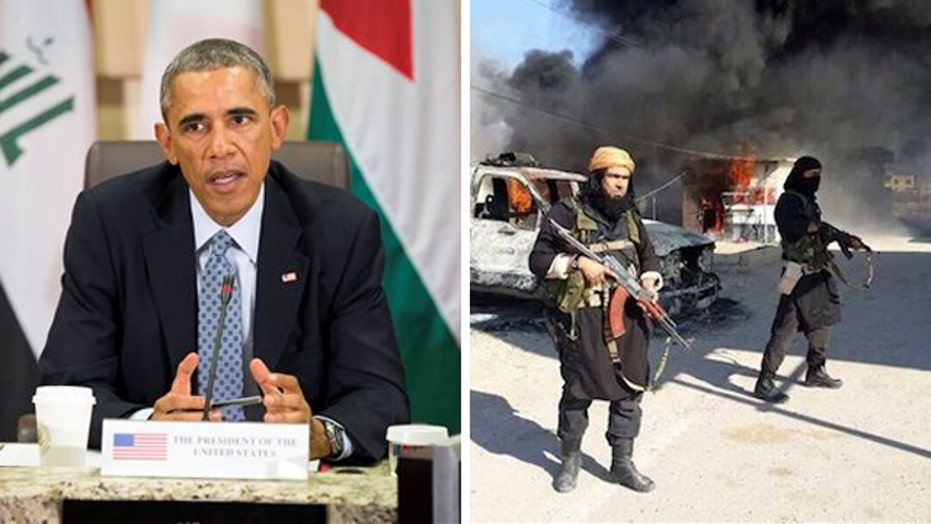 Obama: Fight against ISIS will be 'a long term campaign'