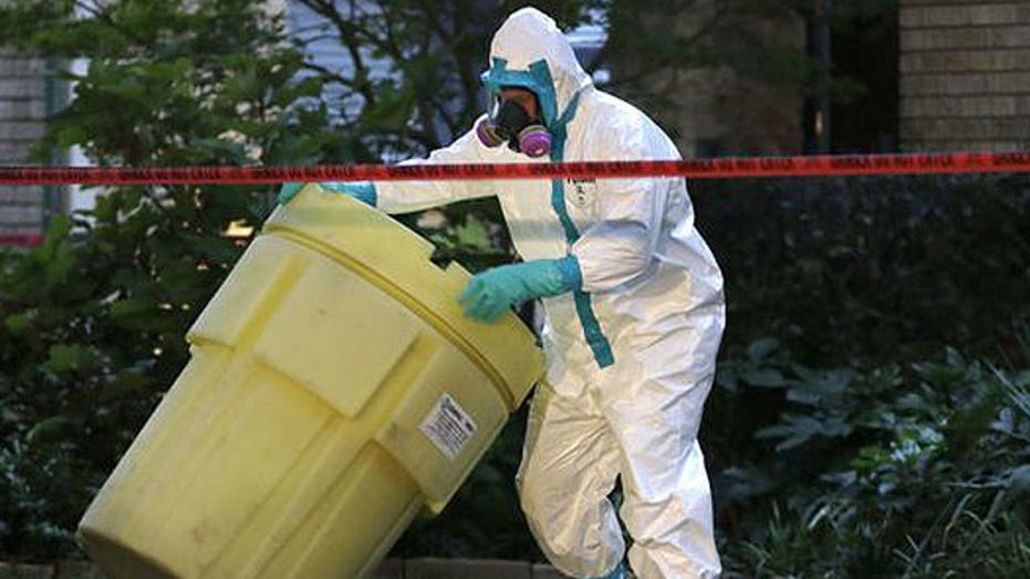 Ebola in America: Lack of leadership to blame?