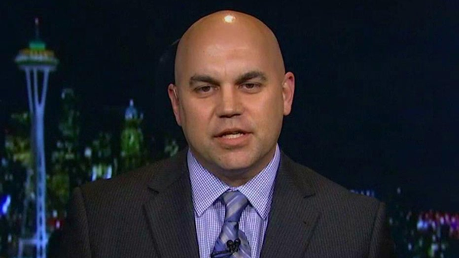 Iraq war vet: I was ordered not to discuss chemical weapons