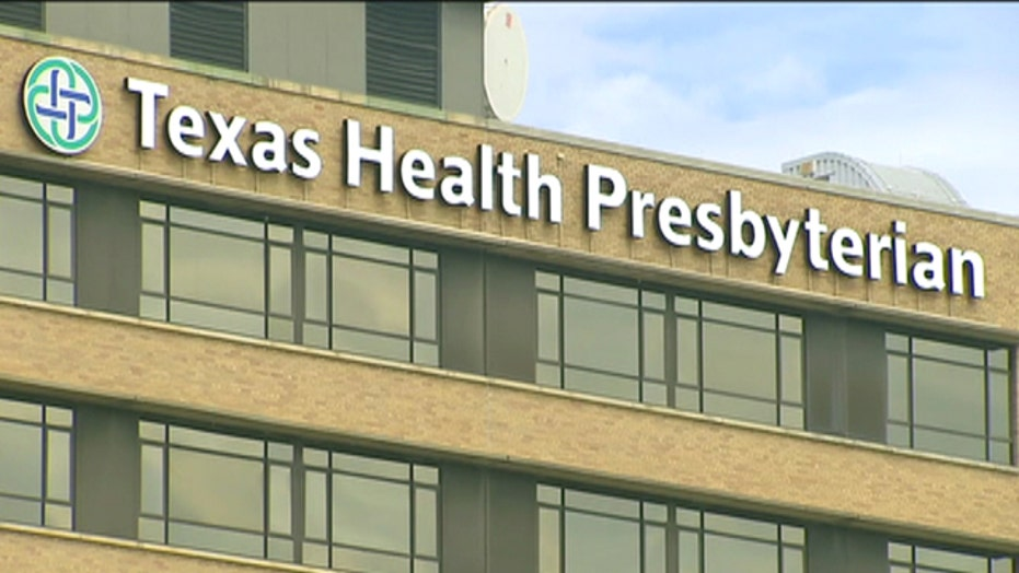Second health care worker in Texas tests positive for Ebola