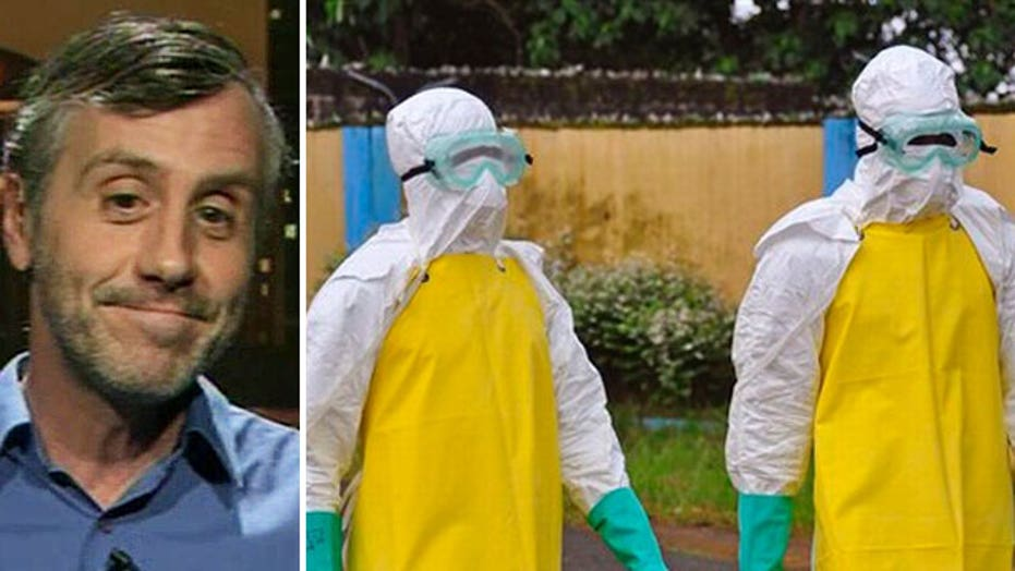 Purdue professor says Ebola 'primed' to go airborne