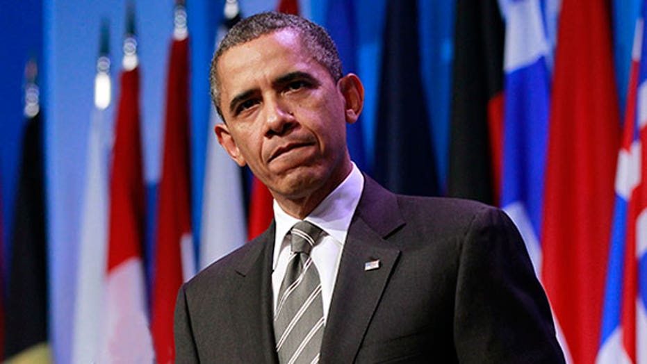 Obama's sagging approval rating weighing down Democrats?