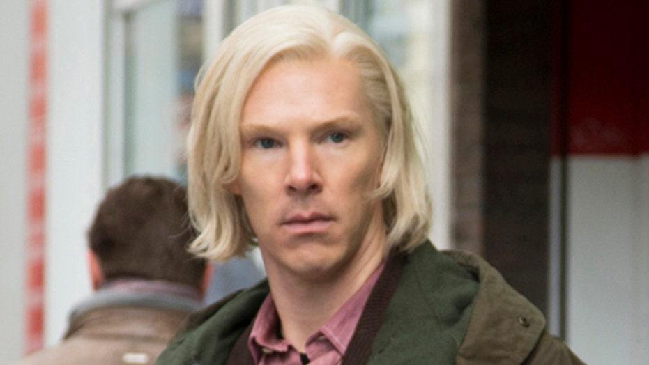 Benedict Cumberbatch as Julian Assange. Does it work?