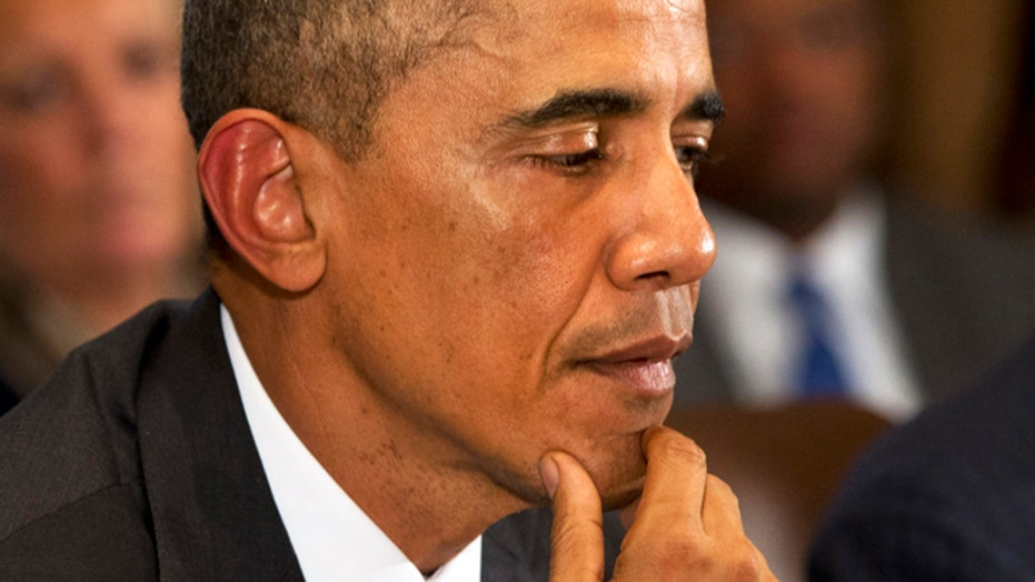 Fox News poll: Obama waited too long to confront ISIS