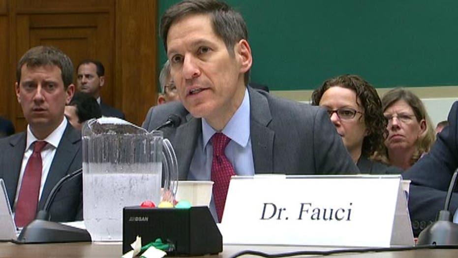 Dr. Frieden on why CDC approved travel for Amber Joy Vinson