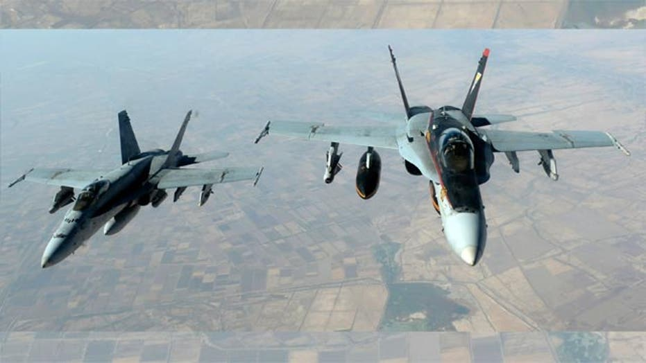 Why coalition against ISIS does not have long-term strategy