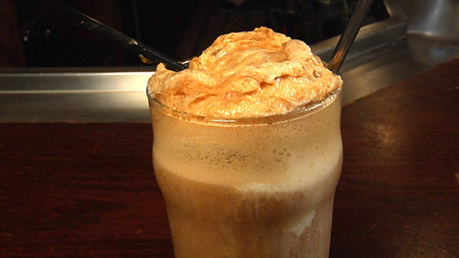 Booze-up Your Root Beer Float with Bourbon