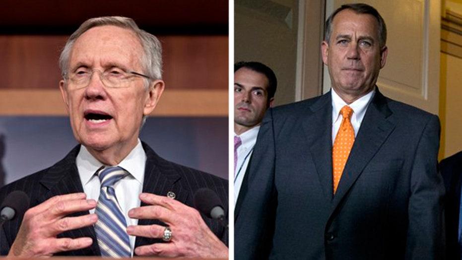 Winners and loser in the shutdown debacle
