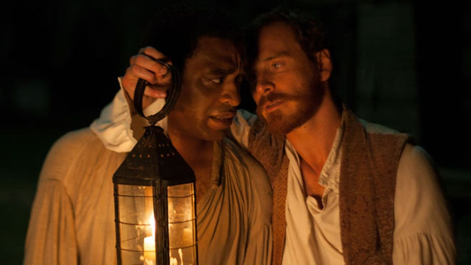 Brutal yet beautiful: '12 Years a Slave' best picture bait?
