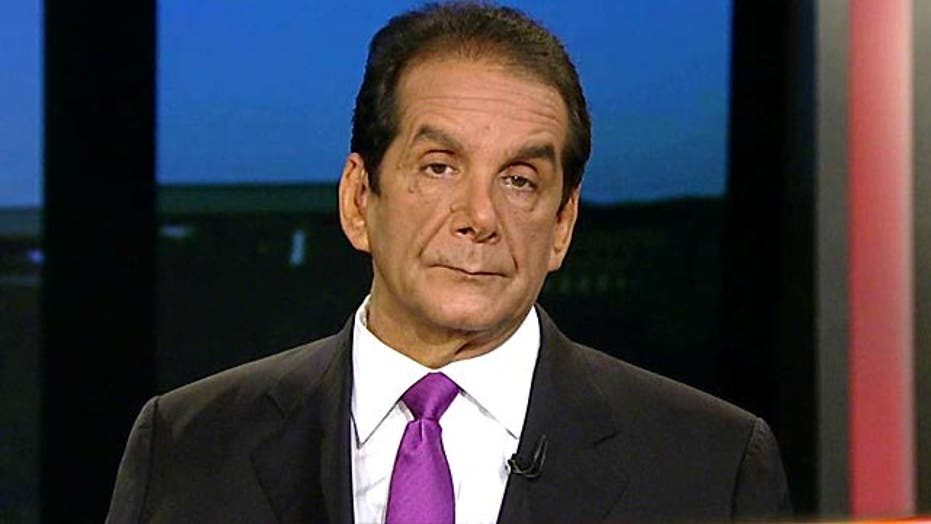 Krauthammer says Obamacare has no chance of succeeding